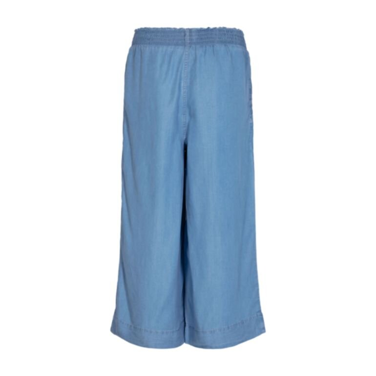 Freequent Rosie Skirt Pants Light Blue Denim