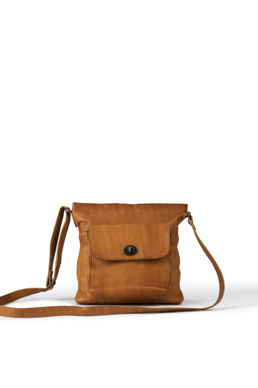 Re-Designed Kay Urban Bag Burned Tan