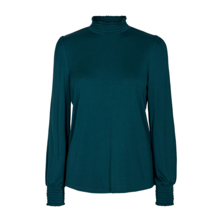 Freequent Gry Blouse Reflecting Pond Foran