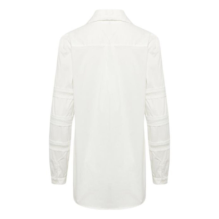 Culture Antoniett Shirt Collar Spring Gardenia